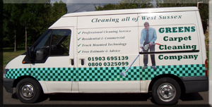 Green's Cleaning Services - Littlehampton Carpet Cleaning